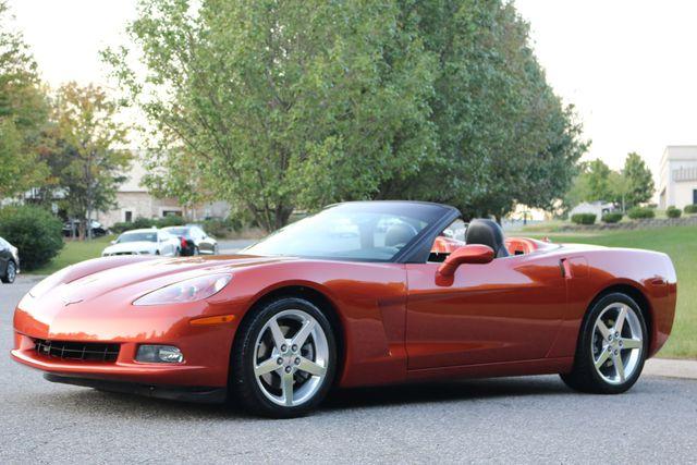 2005 Chevrolet Corvette Mooresville, North Carolina 3