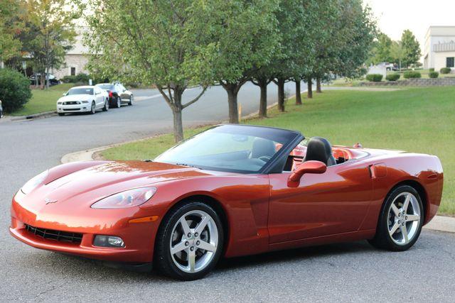 2005 Chevrolet Corvette Mooresville, North Carolina 4