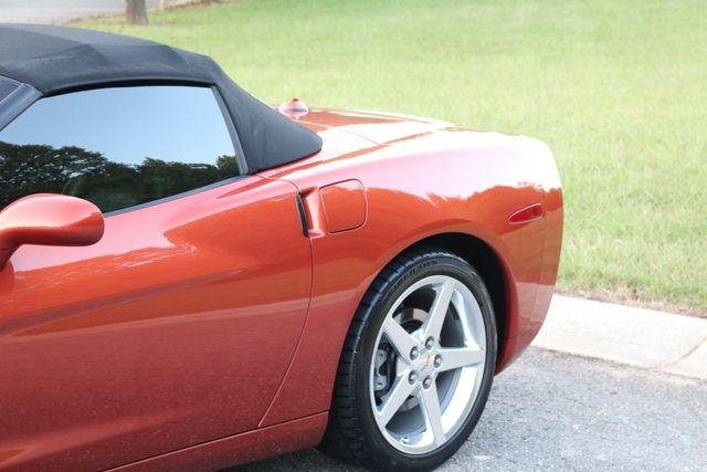 2005 Chevrolet Corvette Mooresville, North Carolina 59