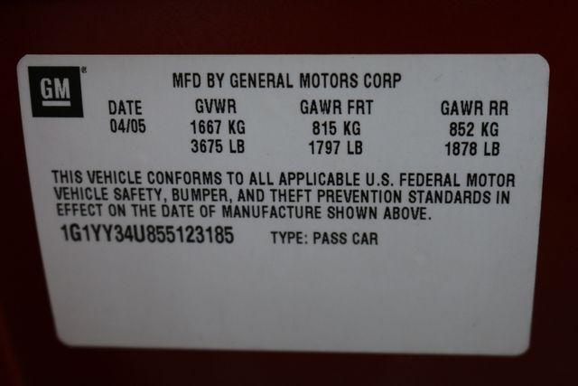 2005 Chevrolet Corvette Mooresville, North Carolina 75