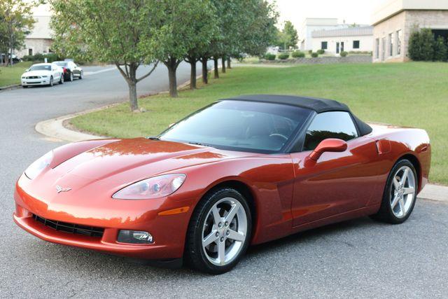 2005 Chevrolet Corvette Mooresville, North Carolina 57