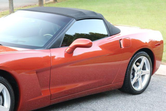 2005 Chevrolet Corvette Mooresville, North Carolina 58