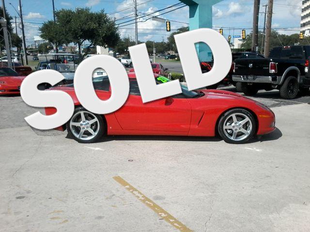 2005 Chevrolet Corvette 1SB Pkg San Antonio, Texas 0