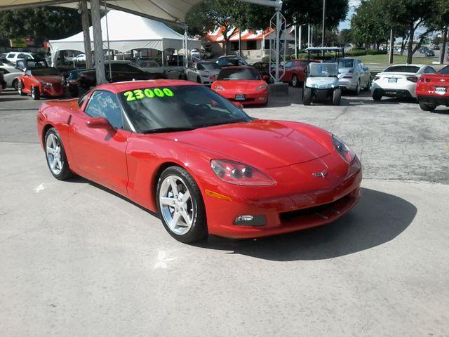 2005 Chevrolet Corvette 1SB Pkg San Antonio, Texas 1