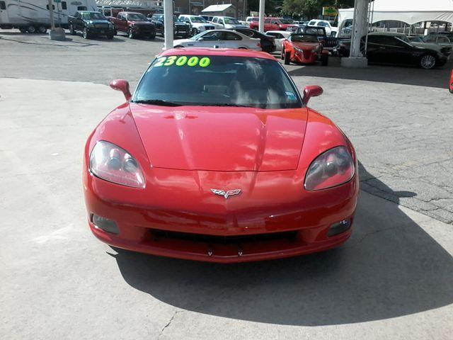 2005 Chevrolet Corvette 1SB Pkg San Antonio, Texas 2
