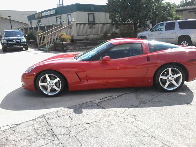2005 Chevrolet Corvette 1SB Pkg San Antonio, Texas 4