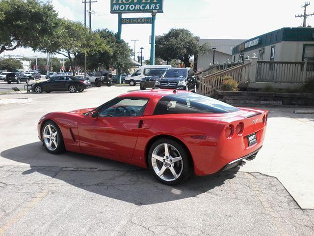 2005 Chevrolet Corvette 1SB Pkg San Antonio, Texas 5