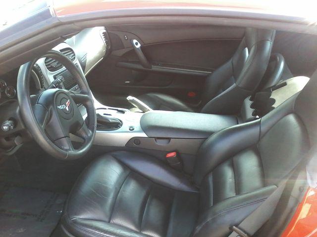 2005 Chevrolet Corvette 1SB Pkg San Antonio, Texas 9