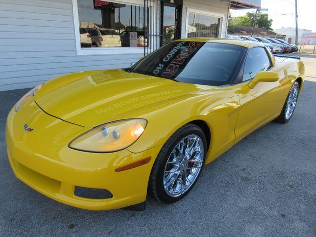 2005 Chevrolet Corvette south houston, TX 1