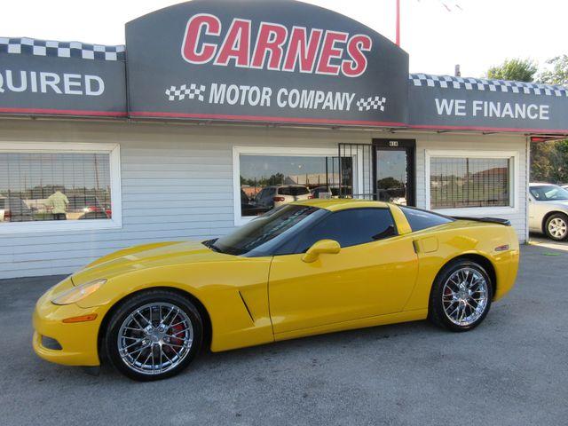 2005 Chevrolet Corvette south houston, TX 2