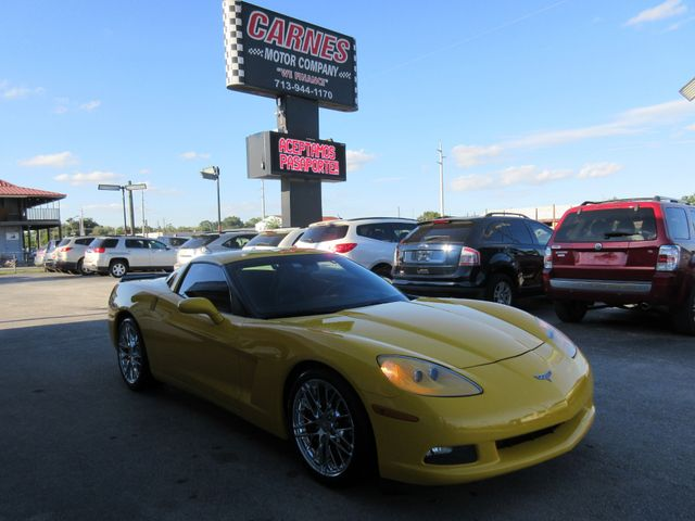2005 Chevrolet Corvette south houston, TX 9