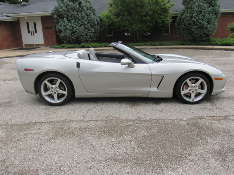 2005 Chevrolet Corvette 1 Owner  St Charles Missouri  Schroeder Motors  in St. Charles, Missouri