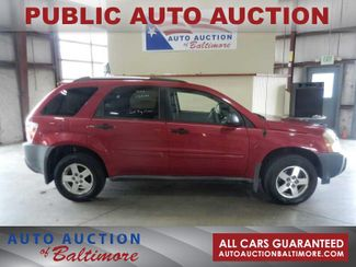 2005 Chevrolet Equinox LS | JOPPA, MD | Auto Auction of Baltimore  in Joppa MD