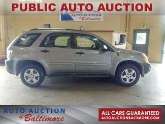 2005 Chevrolet Equinox LS   JOPPA, MD   Auto Auction of Baltimore  in Joppa MD