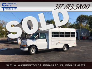 2005 Chevrolet Express 3500 Childcare Bus Daycare Bus Indianapolis, IN