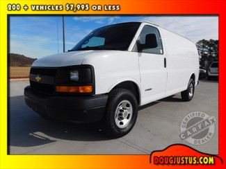 2005 Chevrolet Express Cargo Van in Airport Motor Mile ( Metro Knoxville ), TN