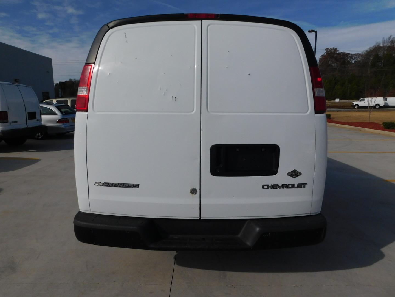 2005 Chevrolet Express Cargo Van Y3g Mobility City Tn Doug