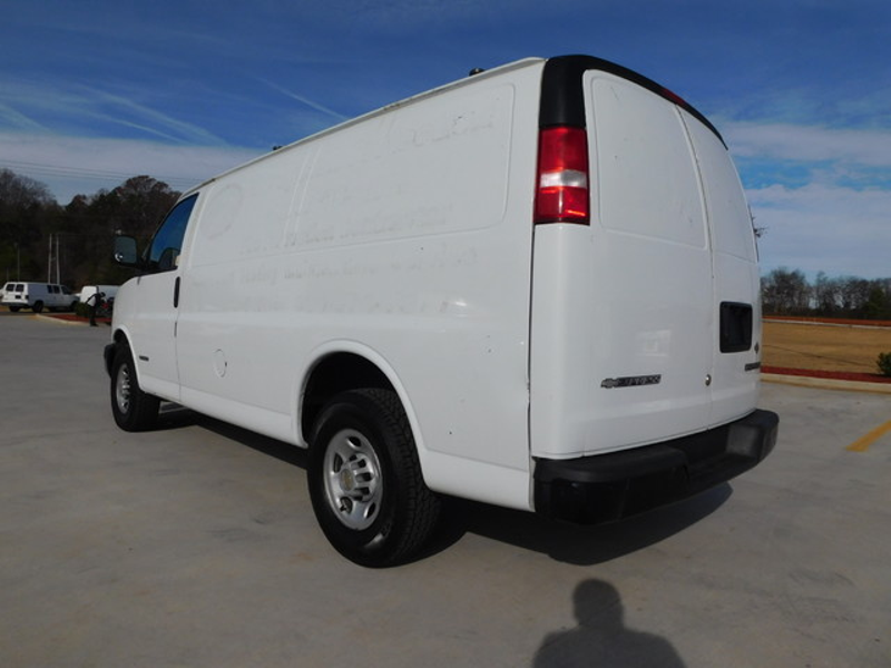 2005 Chevrolet Express Cargo Van Y3G Mobility  city TN  Doug Justus Auto Center Inc  in Airport Motor Mile ( Metro Knoxville ), TN
