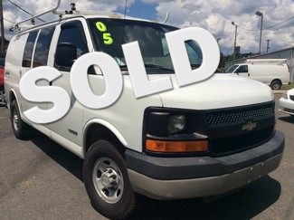 2005 Chevrolet Express Cargo Van CHARLOTTE, North Carolina