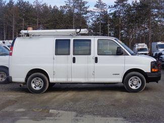 2005 Chevrolet Express Cargo Van Hoosick Falls, New York 2