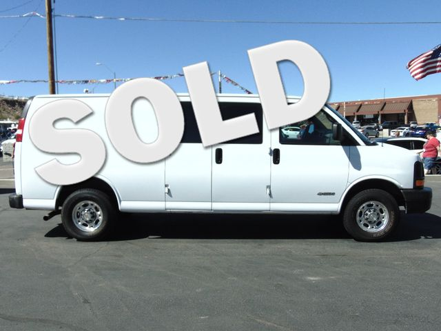 2005 Chevrolet Express Cargo Van  | Kingman, Arizona | 66 Auto Sales in Kingman Arizona