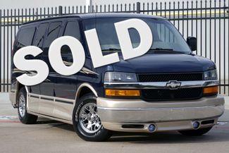 2005 Chevrolet Express Van REGENCY CONVERSION VAN * 1-Owner * DVD *Power Sofa Plano, Texas