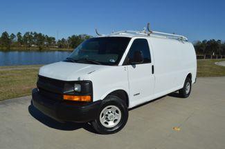 2005 Chevrolet Express Cargo Van Walker, Louisiana 1