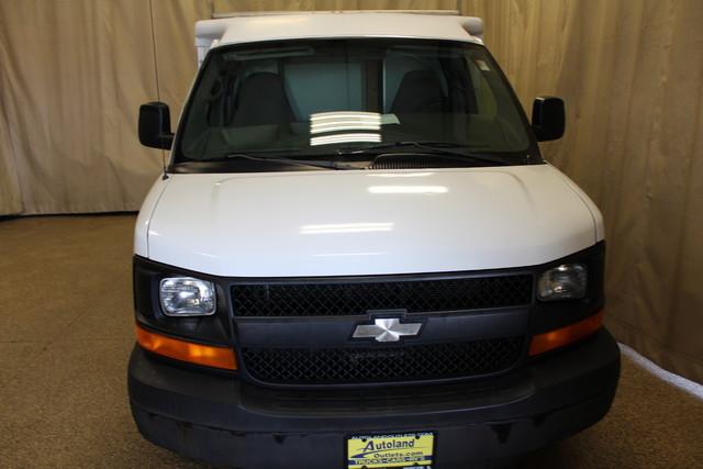 2005 Chevrolet Express Commercial Cutaway cutaway van Roscoe, Illinois 10