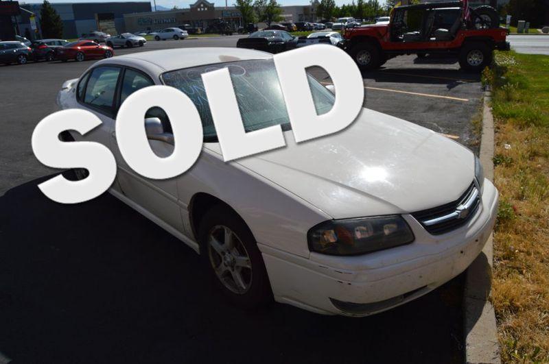 2005 Chevrolet Impala LS | Bountiful, UT | Antion Auto In Bountiful, UT ...