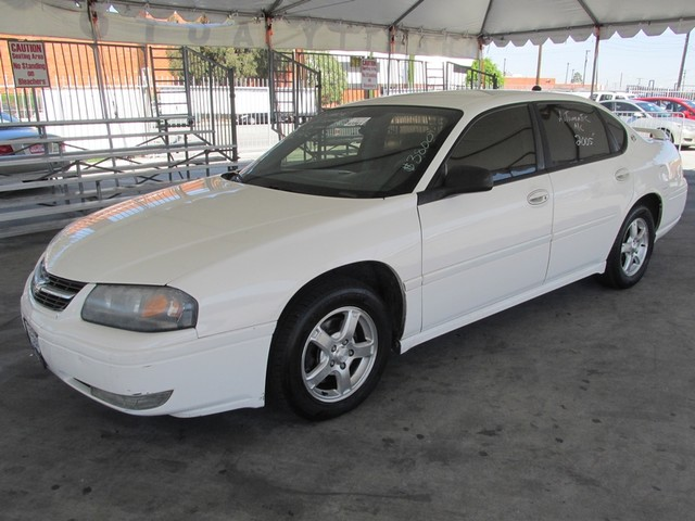2005 Chevrolet Impala LS Please call or e-mail to check availability All of our vehicles are ava