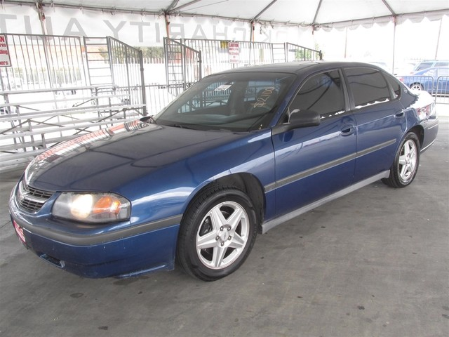 2005 Chevrolet Impala Base Please call or e-mail to check availability All of our vehicles are