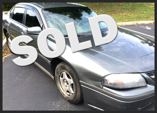 2005 Chevrolet-Drives Great!! Impala-BUY HERE PAY HERE!! Base-CARMARTSOUTH.COM Knoxville, Tennessee