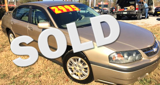 2005 Chevrolet Impala-32 MPG! LOW MILES!! Base-CARFAX CLEAN!! Knoxville, Tennessee