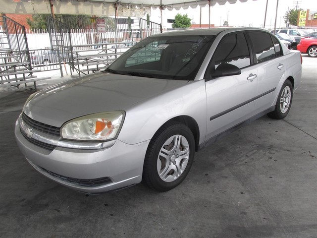 2005 Chevrolet Malibu Base This particular Vehicles true mileage is unknown TMU Please call or