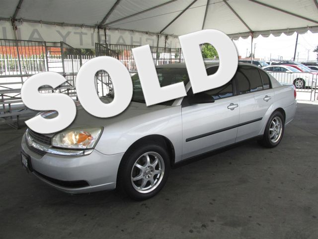 2005 Chevrolet Malibu Base Please call or e-mail to check availability All of our vehicles are