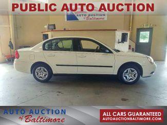2005 Chevrolet Malibu Base | JOPPA, MD | Auto Auction of Baltimore  in Joppa MD