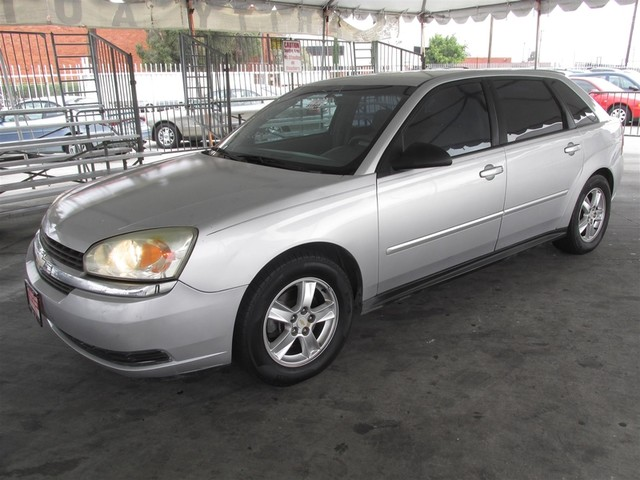 2005 Chevrolet Malibu Maxx LS Please call or e-mail to check availability All of our vehicles a