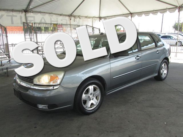 2005 Chevrolet Malibu Maxx LT Please call or e-mail to check availability All of our vehicles a