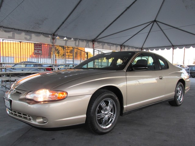 2005 Chevrolet Monte Carlo LS Please call or e-mail to check availability All of our vehicles ar