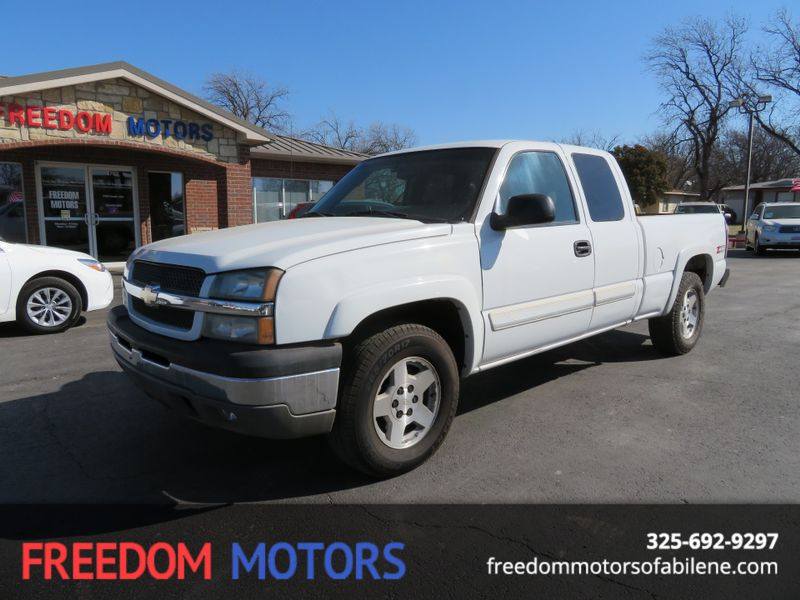 2005 Chevrolet Silverado 1500 LS 4x4 Z71 | Abilene, Texas | Freedom Motors  in Abilene Texas