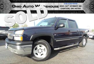 2005 Chevrolet Silverado 1500 Z71 4x4 Crew 87K LOW MILES We Finance | Canton, Ohio | Ohio Auto Warehouse LLC in  Ohio