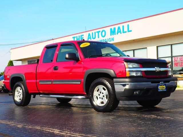 2005 Chevrolet Silverado 1500 Z71 | Champaign, Illinois | The Auto Mall of Champaign in  Illinois