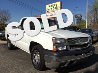2005 Chevrolet Silverado 1500 Work Truck CHARLOTTE, North Carolina