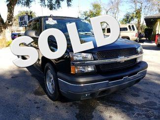 2005 Chevrolet Silverado 1500 LS Dunnellon, FL