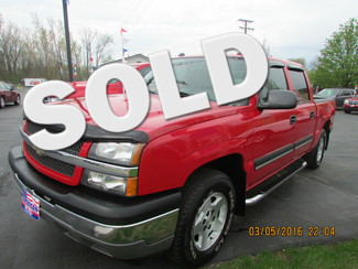 2005 Chevrolet Silverado 1500 Z71 Fremont, Ohio