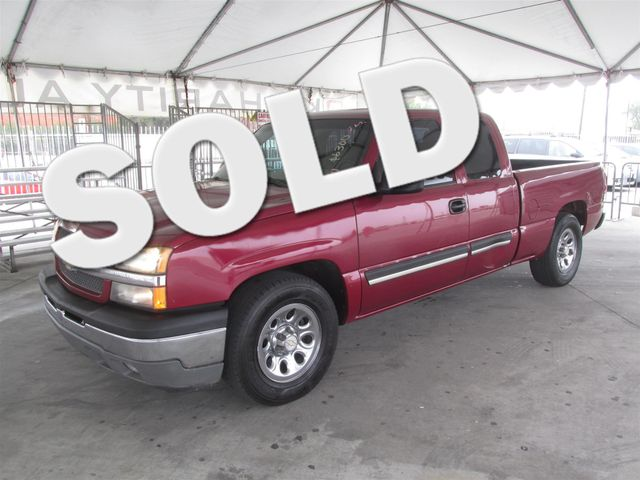 2005 Chevrolet Silverado 1500 LS This particular Vehicles true mileage is unknown TMU Please c