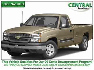 2005 Chevrolet Silverado 1500 Work Truck | Hot Springs, AR | Central Auto Sales in Hot Springs AR