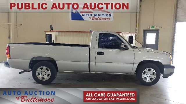 2005 Chevrolet Silverado 1500 Work Truck | JOPPA, MD | Auto Auction of Baltimore  in JOPPA MD