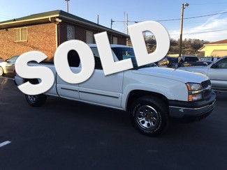 2005 Chevrolet Silverado 1500 Z71 Knoxville , Tennessee