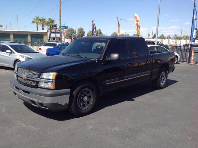 2005 Chevrolet Silverado 1500 LS | LAS VEGAS, NV | Diamond Auto Sales in LAS VEGAS NV